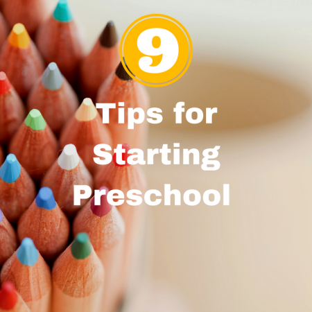 What to Expect when your Toddler Goes to Pre-School