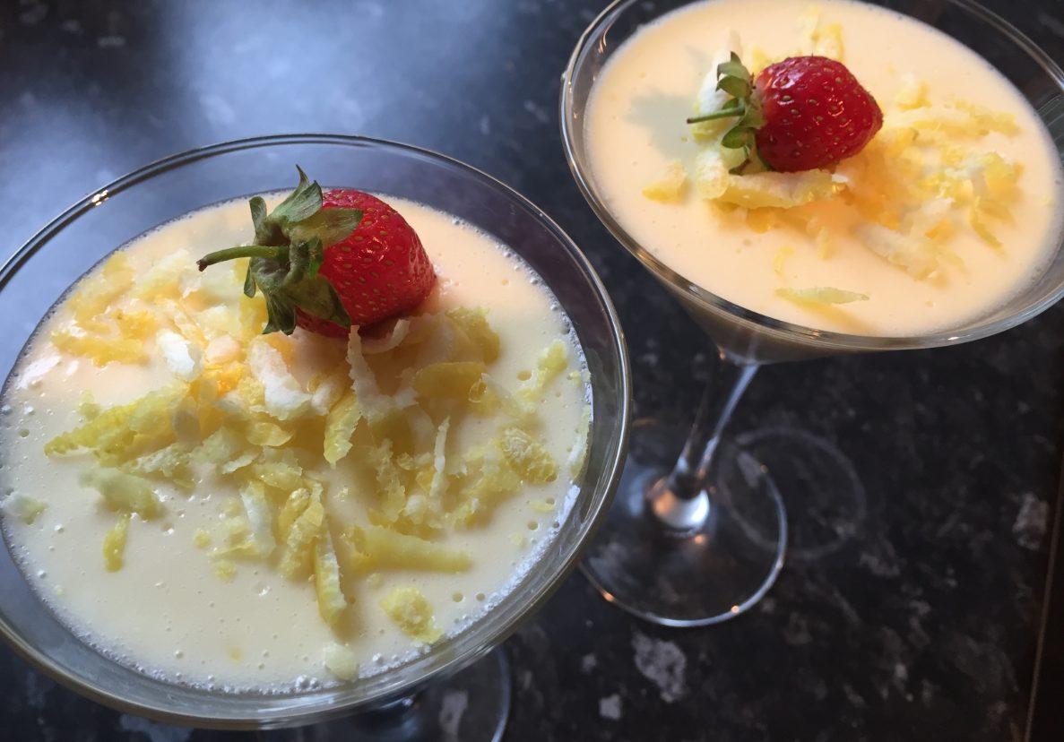 Lemon posset james martin asda review mummy blogger