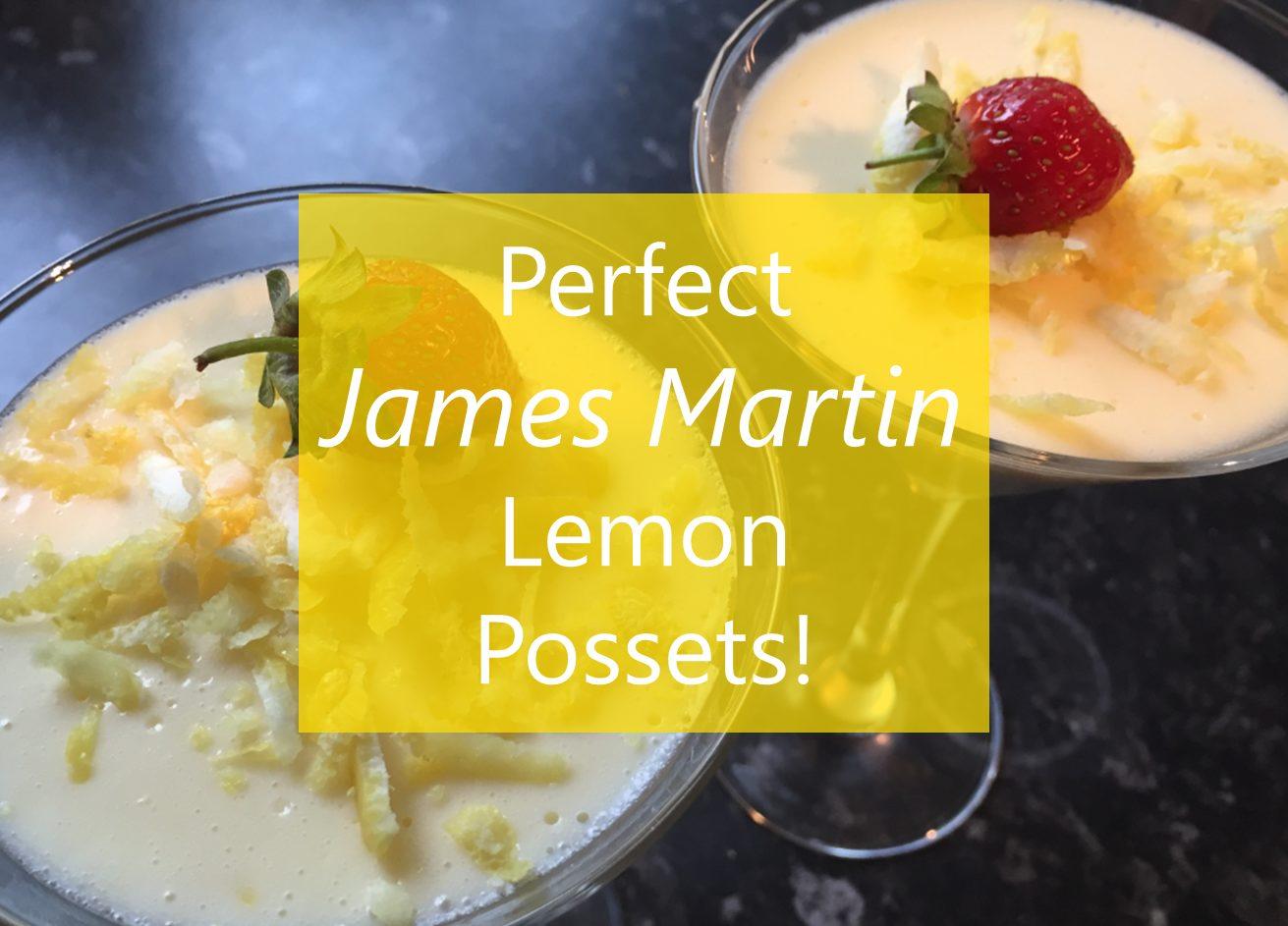 perfect james martin asda lemon possetts
