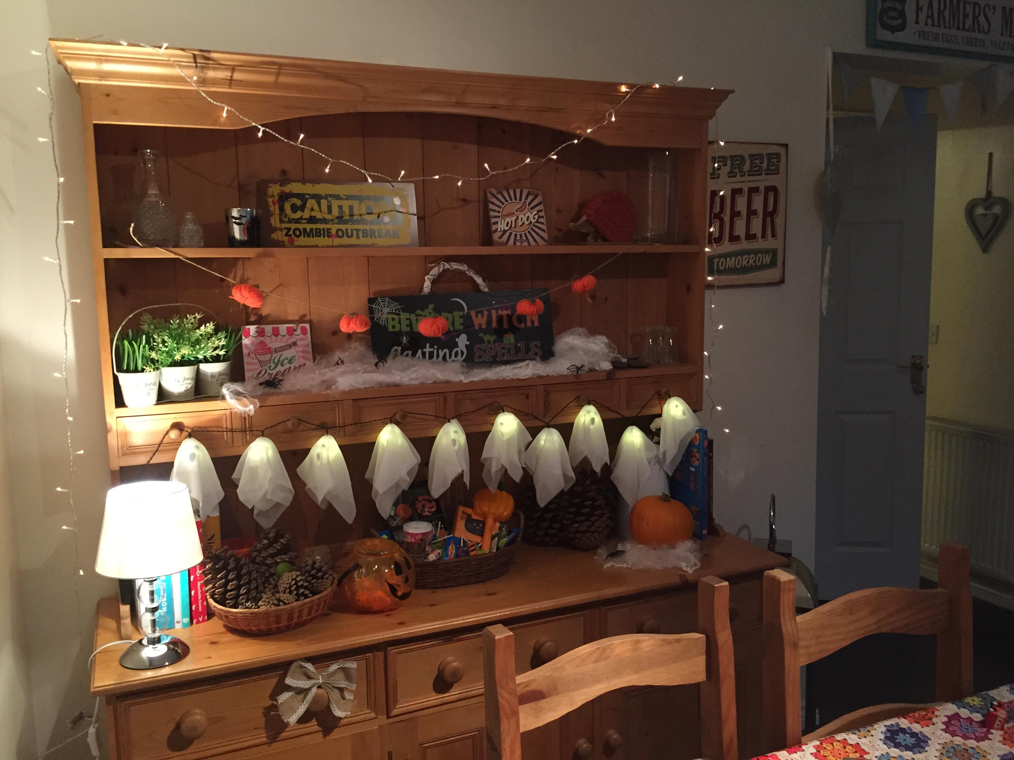 Home bargains bathroom cabinets - Halloween At Home Bargains Halloween At Home Bargains Me And B Make Tea