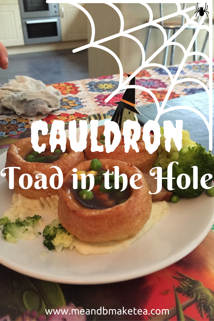 witches cauldron Halloween fun food for children ideas party healthy alternatives