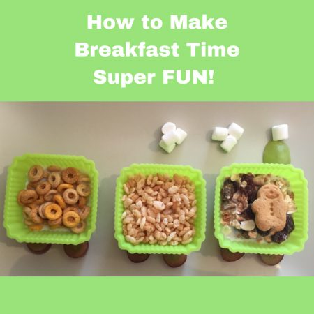 How to Make Breakfast Time Super FUN! (1)