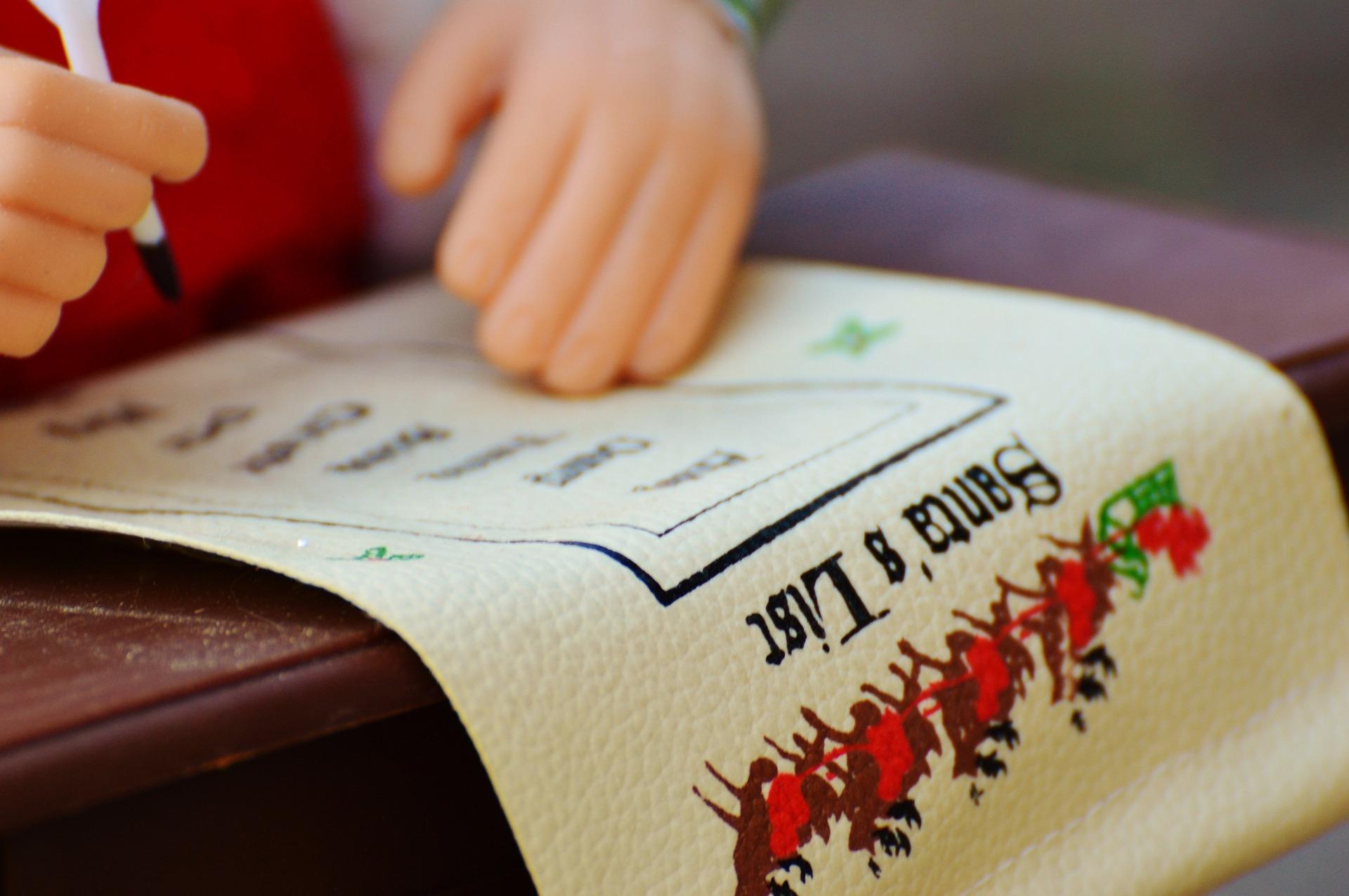 christmas list non toys for kids ideas