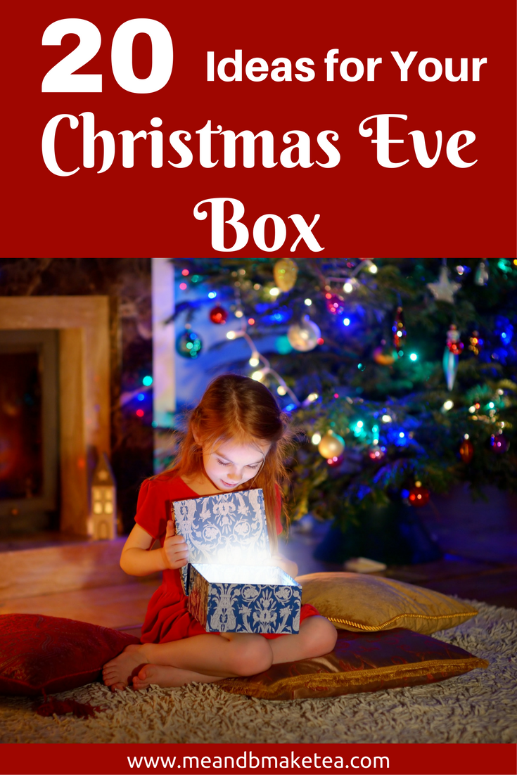 20 Christmas Eve Box Ideas for Kids!