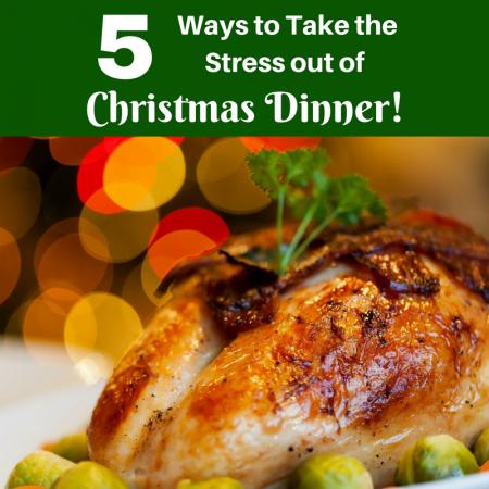 no stress christmas dinner ideas