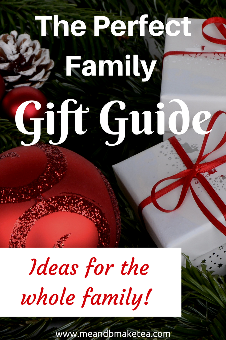 Looking for gift ideas for the whole family_! Here we share ideas for mums, dads, grandparents, kids and even the cat and dog! Take a read here!