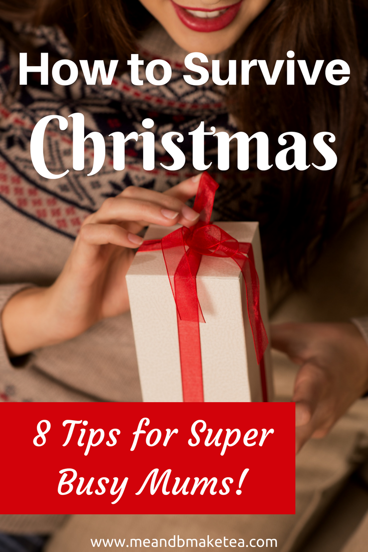 On the First Day of Parenting – How to Survive the Christmas Season! 8 Handy Tips for You!