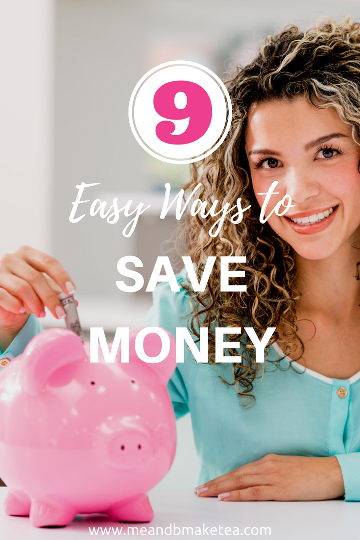 How to Save Some Money This Year pinnable