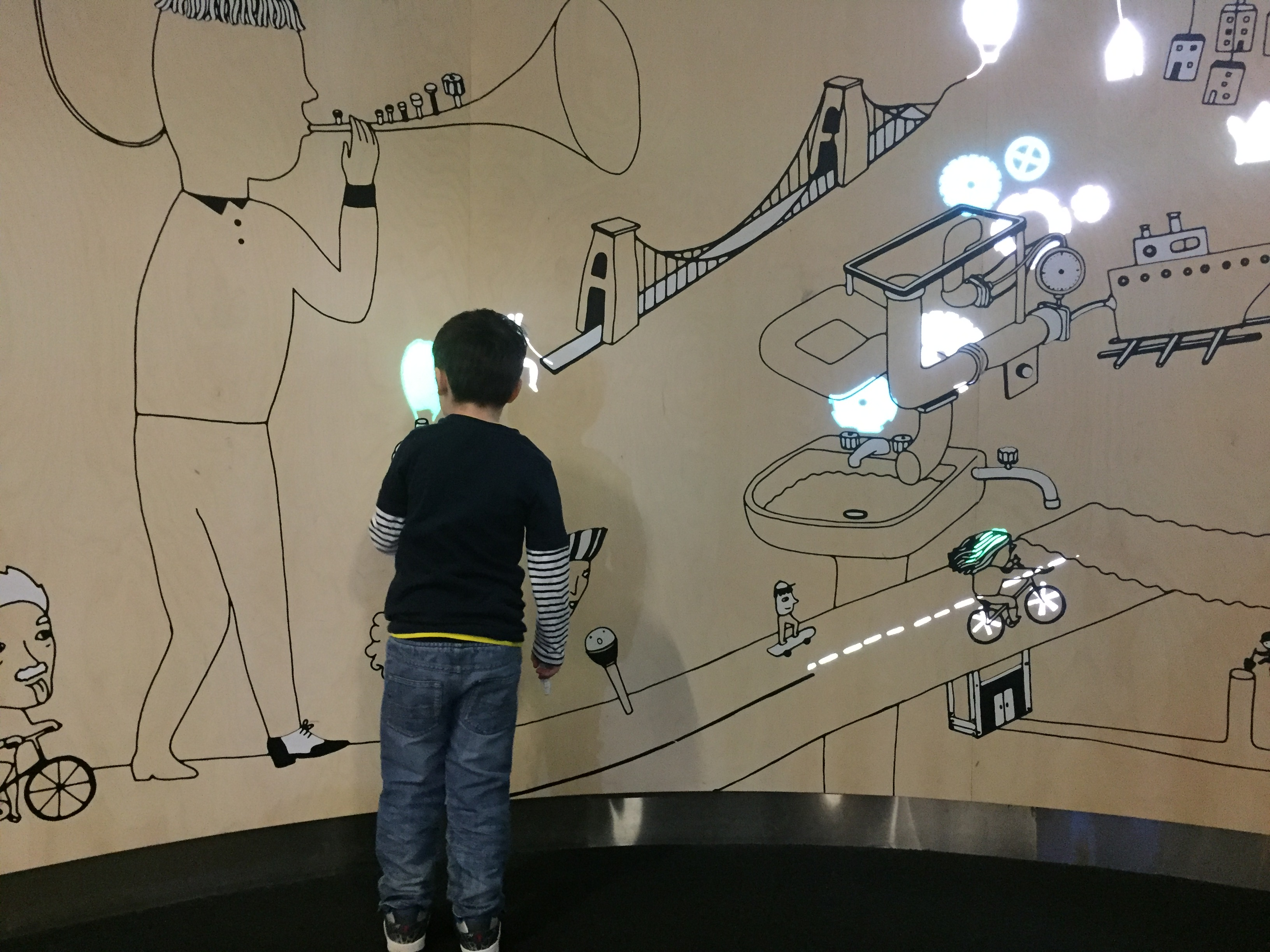 we the curious bristol science museum