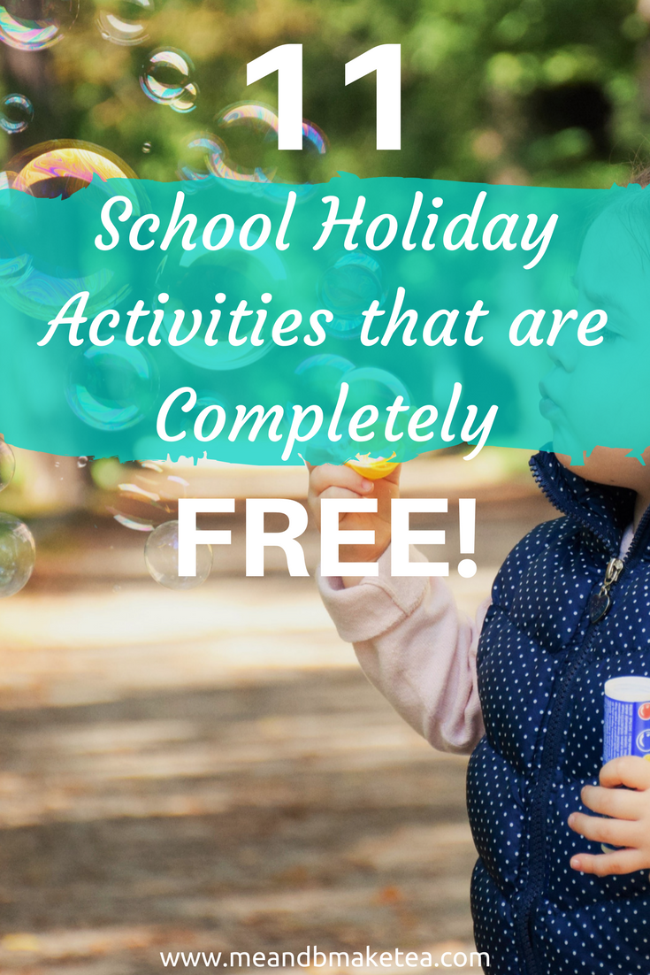 free things to do during school holidays (1)