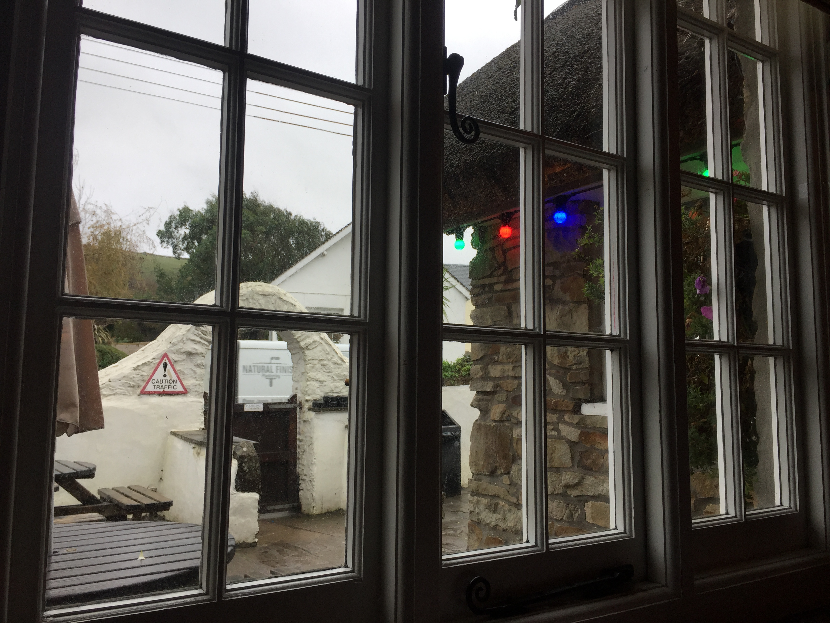 the thatch pub croyde review family friendly croyde bay