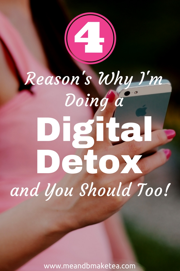 digital detox and why to do one