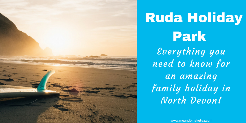 Family Fun at Ruda Holiday Park, Croyde Bay, Devon