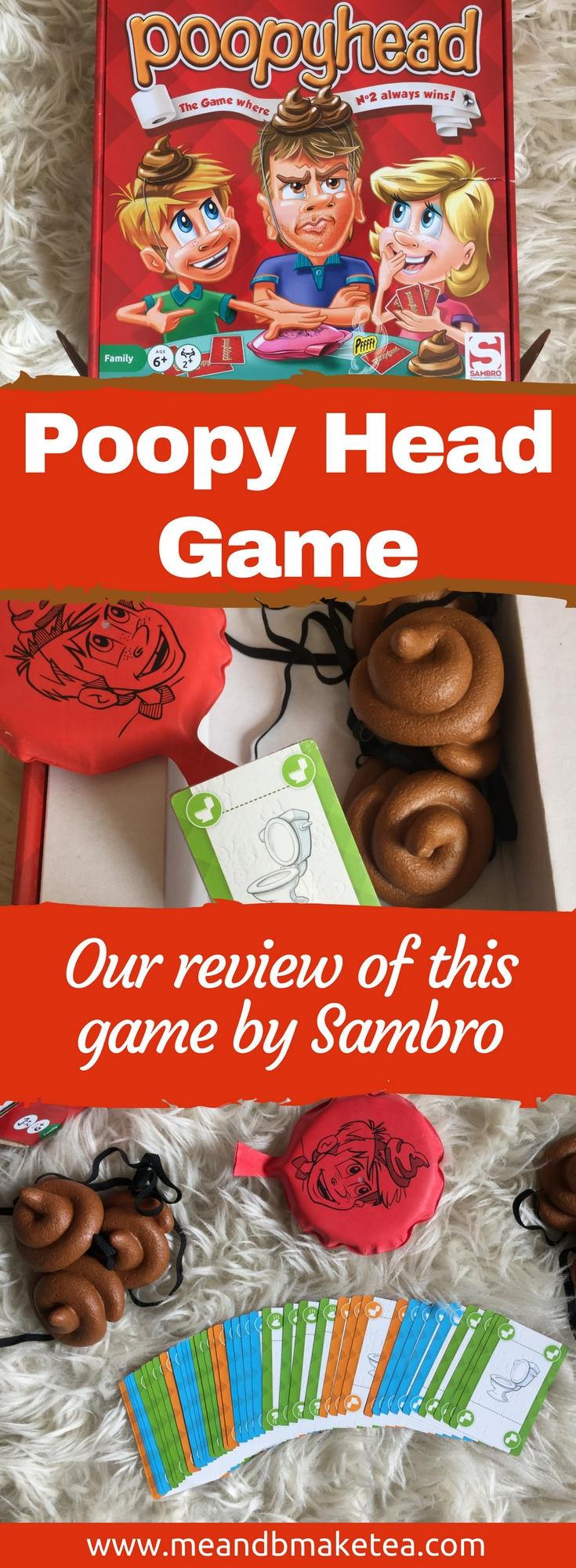 poopy head sambro game
