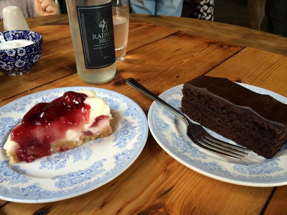 hidden gems in staffordhire at middleton pottery cafe