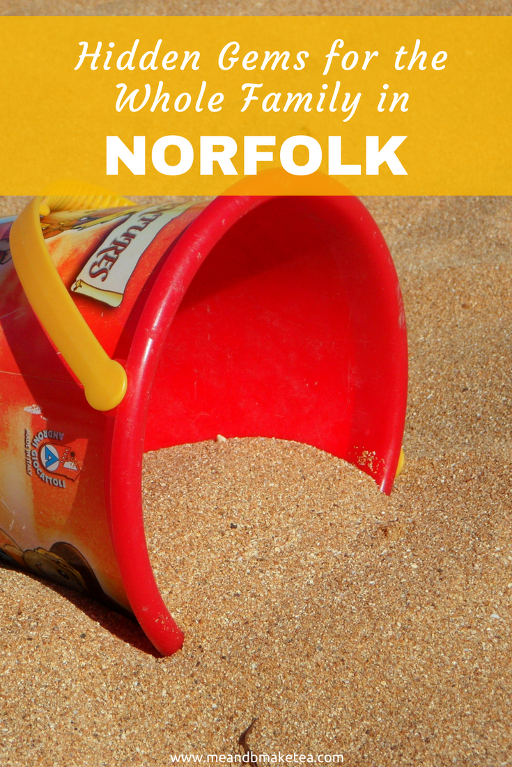 Hidden Gems in Norfolk for the Whole Family