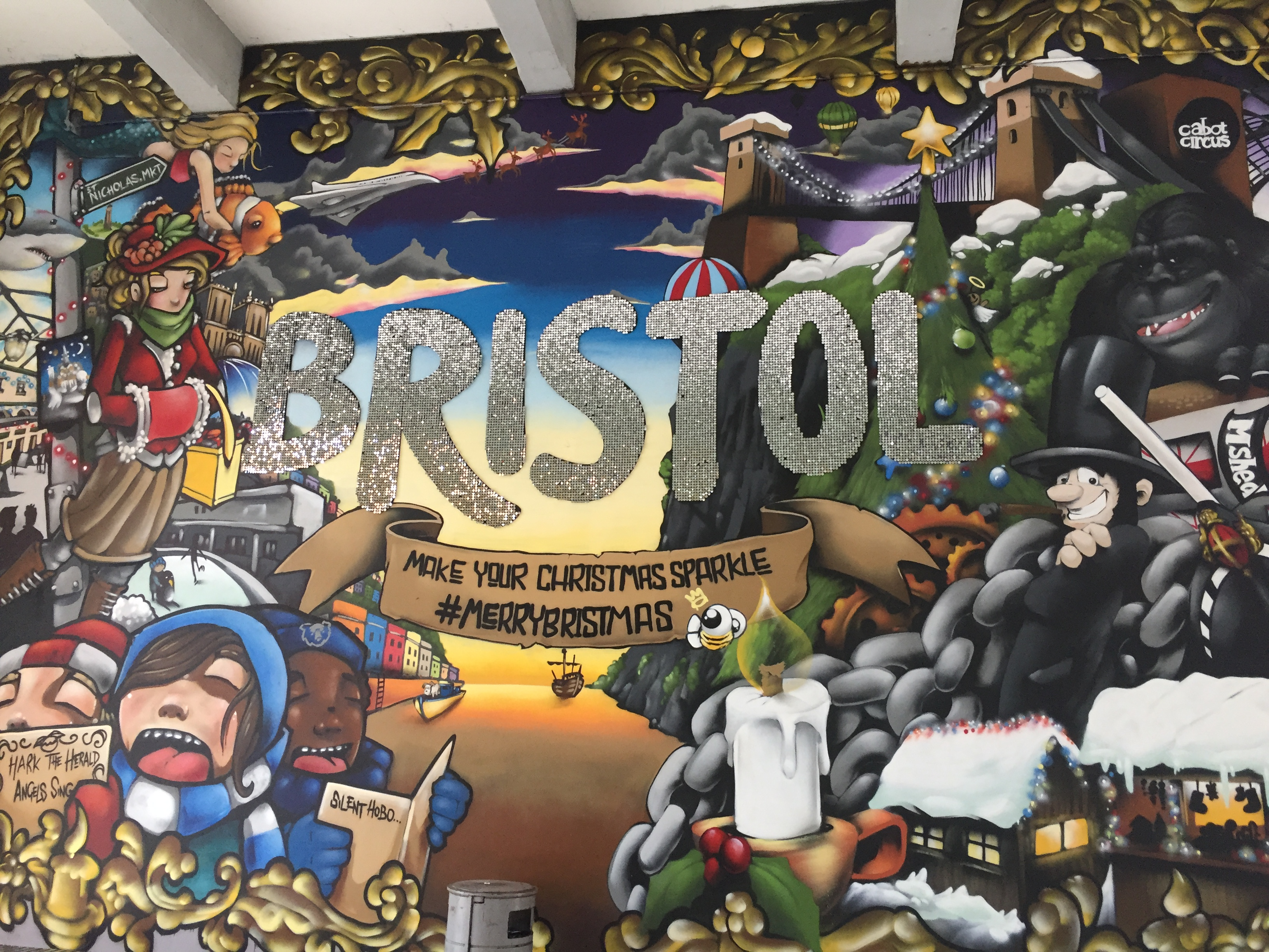 Bristol Christmas Events and Things to do for the family