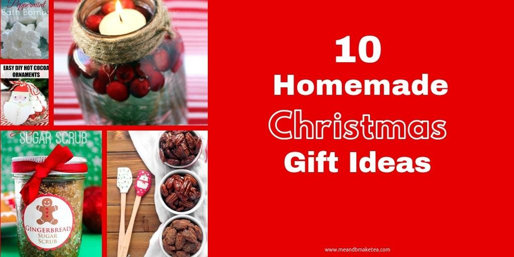 Easy homemade gift ideas to make this holiday season